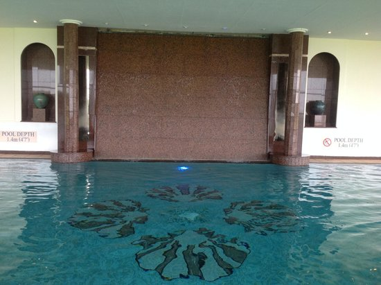 Trump Turnberry, A Luxury Collection Resort, Scotland: Spa Pool