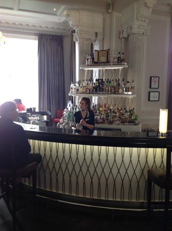 Trump Turnberry, A Luxury Collection Resort, Scotland: Ailsa Bar and Lounge