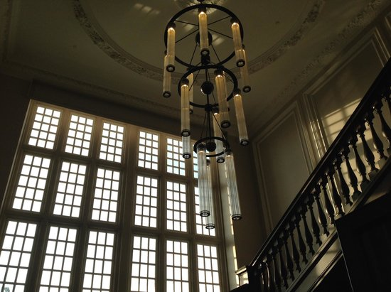 Trump Turnberry, A Luxury Collection Resort, Scotland: Grand staircase