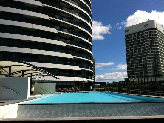Peppers Broadbeach: pool