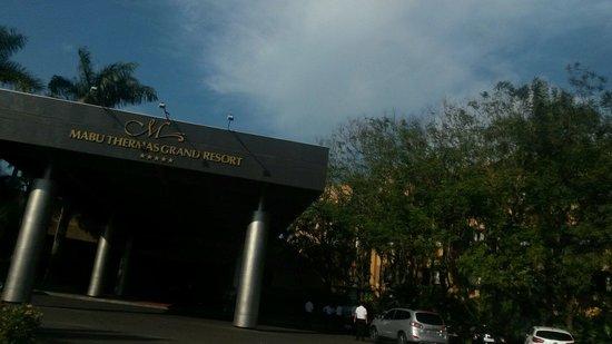 Mabu Thermas Grand Resort: Entrada Mabu Thermas Resort