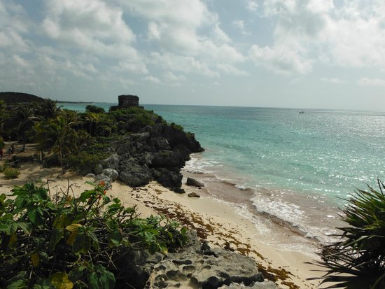 Chacalal, Mexico: Tulum Ruins