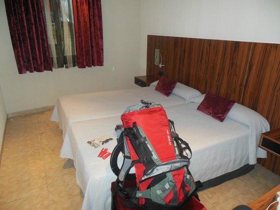 Hotel California: Кровати