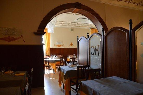 Hotel Campiglione: sala ristorante