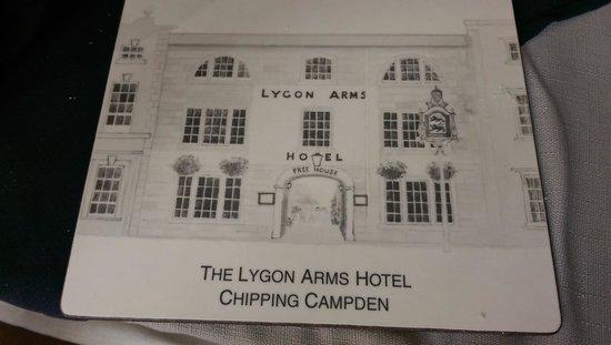 Lygon Arms Hotel: Lygon Arms