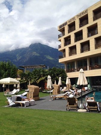 Hotel Therme Meran: Piscina dell'Hotel