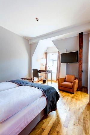 Qube Hotel Heidelberg: Qube Villa Standard Doppelzimmer