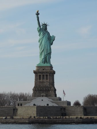 Statue de la liberté : Estatua da Liberdade