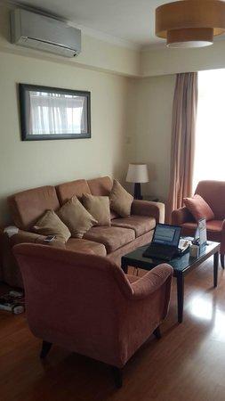 Somerset Xu Hui Shanghai: Three bedroom view