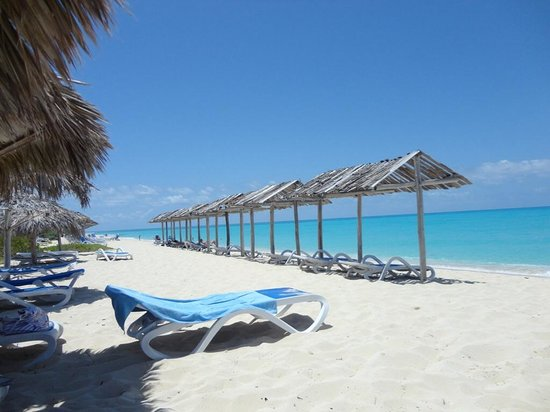 Sol Cayo Santa Maria : This beach, priceless!