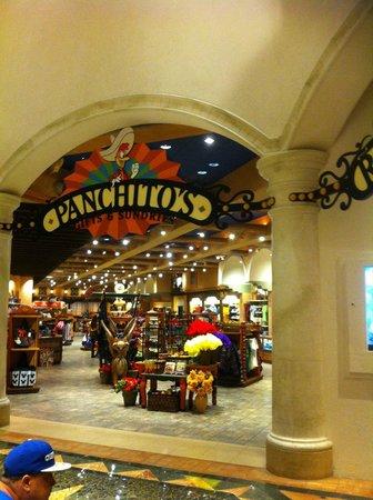 Disney's Coronado Springs Resort: la boutique cadeaux