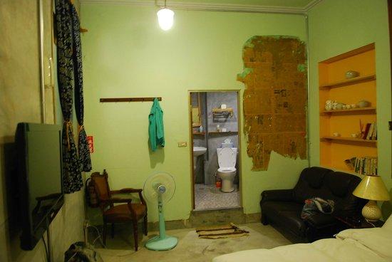 Fuqi Hostel: 大床房