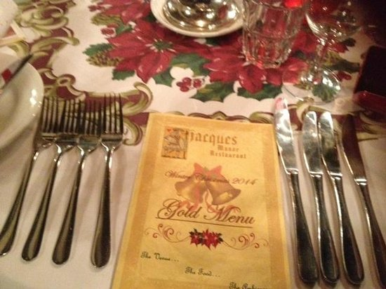 Jacques Manor: Christmas in Winter at the Manor # 1