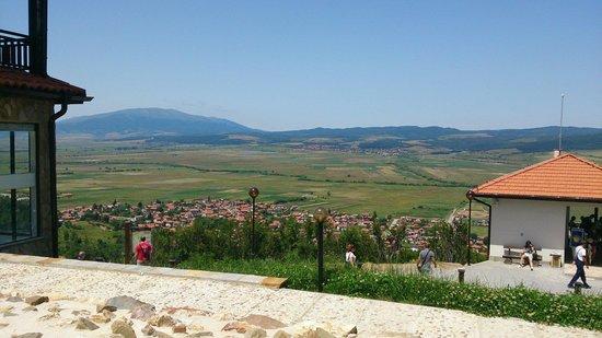 Samokov, بلغاريا: View over Belchin
