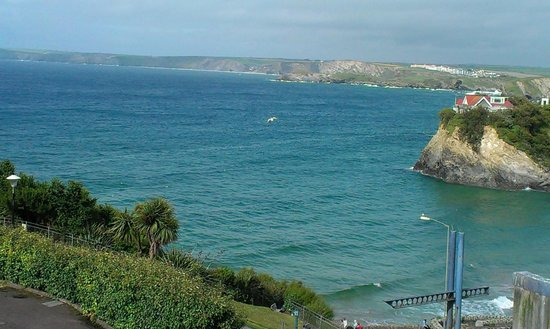 Hendra Holiday Park: view in newquay