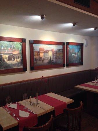 Gasthaus Zum weißen Schwan: Inside