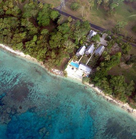 Villa 25: Aerial View