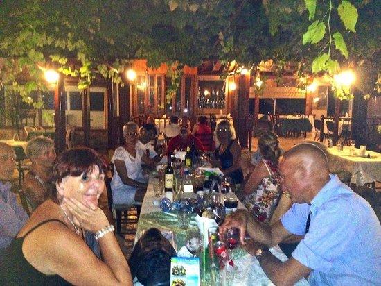 The Vine Leaf Tavern : Friends at the Vineleaf 2014