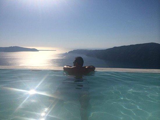 Rocabella Santorini Resort & Spa: Pool