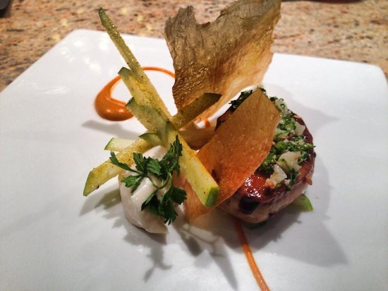 Le Clos des Lys : Escalopine de foie gras