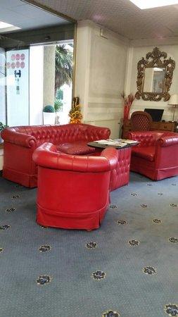 Hotel Il Burchiello: Entrata
