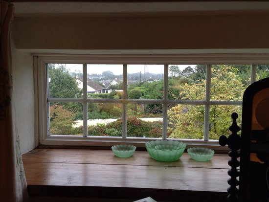 fenster mit aussicht picture of gold martin bed breakfast falmouth tripadvisor. Black Bedroom Furniture Sets. Home Design Ideas