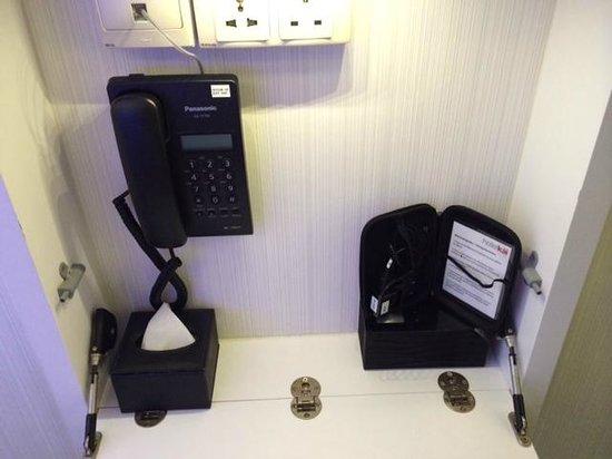 Hotel Kai: Telephone and Speaker