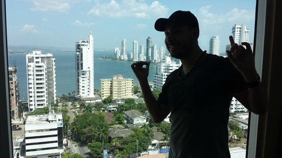 Hampton by Hilton Cartagena: Lobby