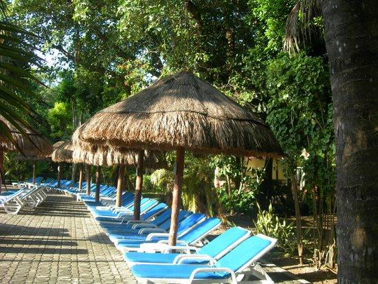 ClubHotel Riu Tequila: piscine