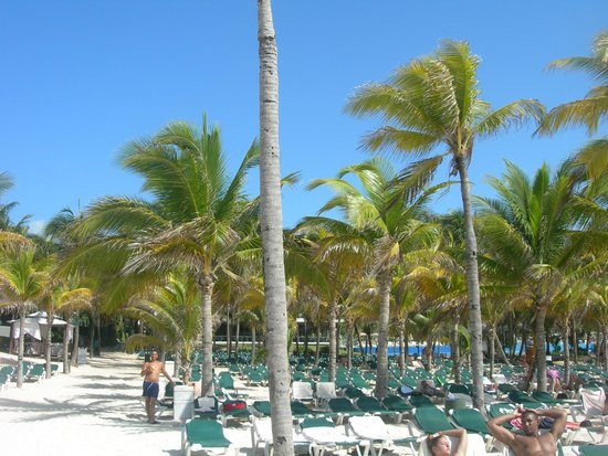 ClubHotel Riu Tequila: plage