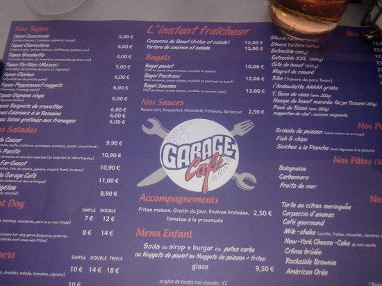 Un boeuf du mardi photo de garage caf salon de - Caf salon de provence ...