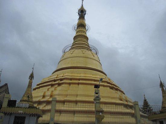 Botahtaung Pagoda: 大きなパゴダ