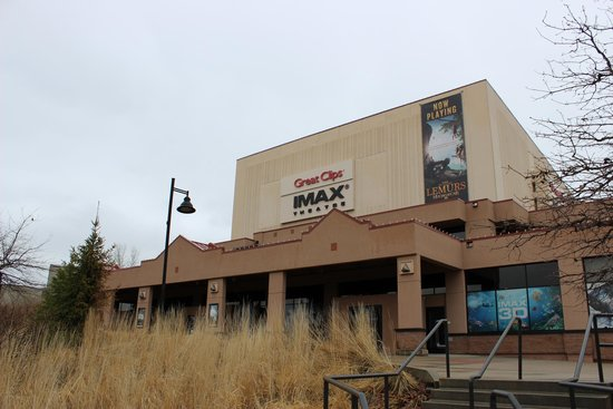 Great Clips IMAX Theatre: Great Clips Imax.