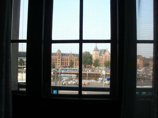 Art'otel Amsterdam : View from the Room