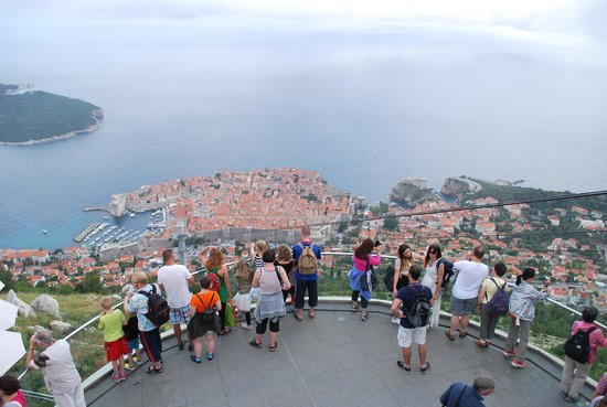 Funiculaire de Dubrovnik : ケーブルカー3