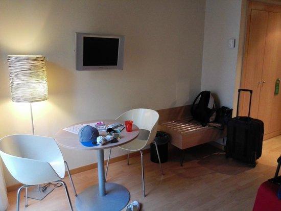 Hotel Ciutat de Barcelona: camera