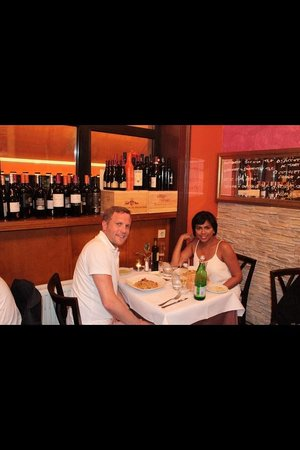 Trattoria i Siciliani: Our best dinner in Germany!