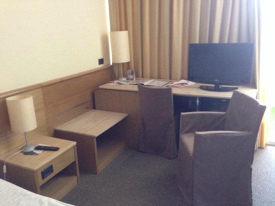 Best Western Hotel Farnese: Room