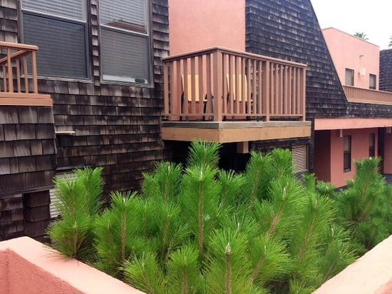 La Jolla Cove Hotel & Suites: Balcony