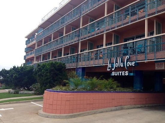 La Jolla Cove Hotel & Suites: Regular Rooms