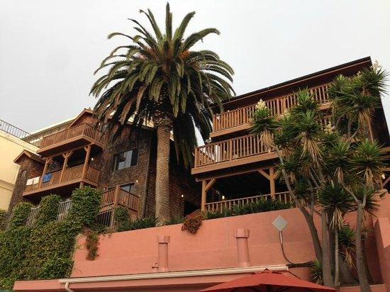 La Jolla Cove Hotel & Suites : Bungalows