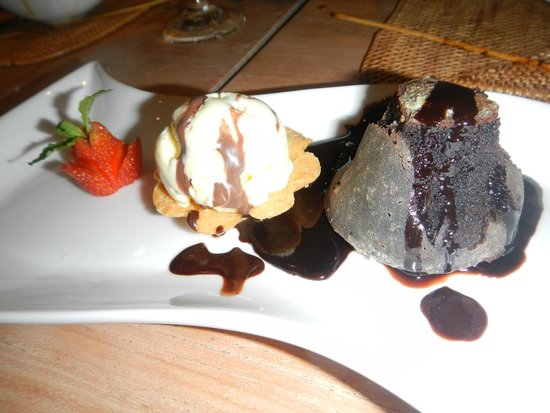 Svarga Resort Lombok: great food~ great service~