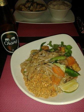 Saba: Vegetarian Pad Thai