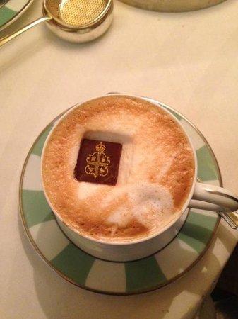The Foyer At Claridge's: Tea OR Coffee