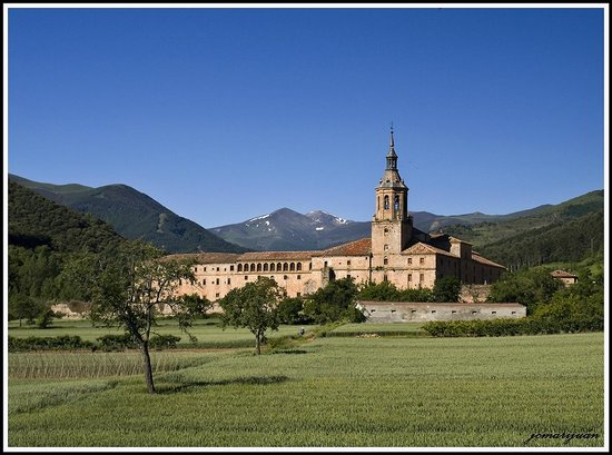 圣米兰尤索修道院