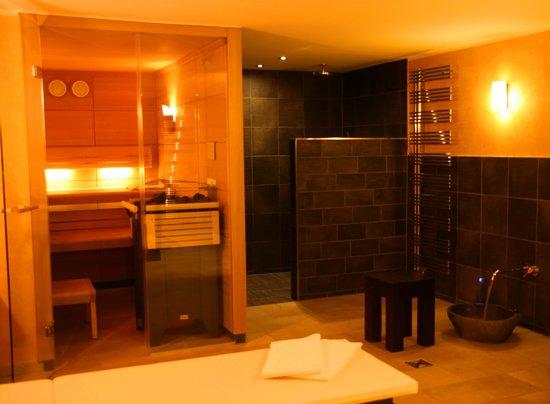 Hotel Rad: Sauna