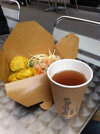 Beijing8 : lunch box