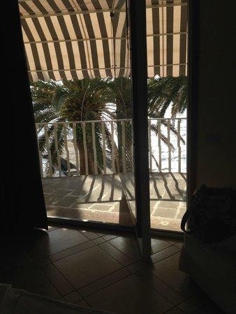 Hotel Maga Circe: Vista camera
