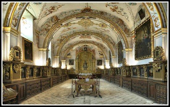 Monasterio de Yuso : SACRISTÍA