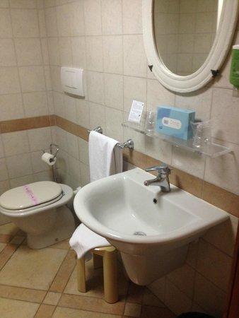 Hotel Maga Circe: bagno